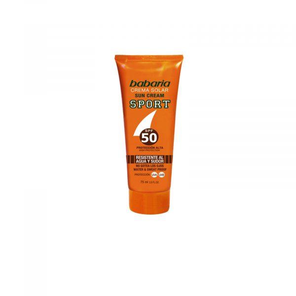 ضد آفتاب مدل اسپرت باباریا SPF50