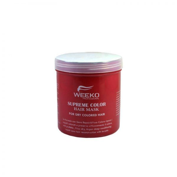 ماسک مو و نرم کننده تقویتی ویکو 100 میل (مخصوی موهای رنگ شده)