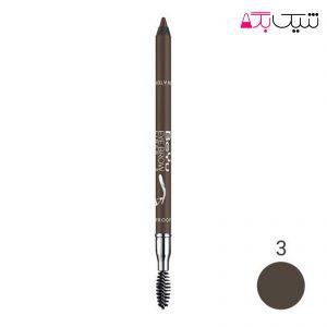 مداد ابرو ضد آب 03بی یو