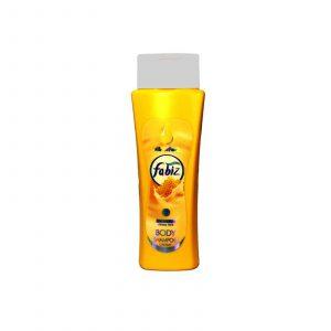 شامپو بدن کرمی فابیز با رایحه شیر عسل