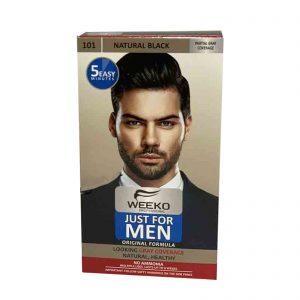 رنگ مو ویکو مردانه