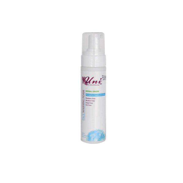 فوم شوینده مناسب پوست ترکیبی معمولی یونی