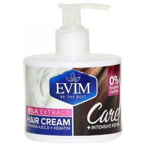 کرم مو پس از حمام حاوی عصاره شیر ایویم