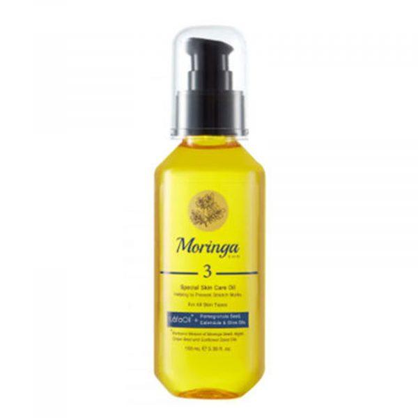 روغن مراقبت از پوست مورینگا امو مناسب ترکهای پوستی کد 3