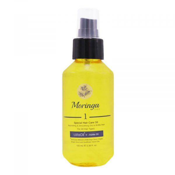 روغن مراقبت از مو مورینگا امو مناسب انواع مو کد 1