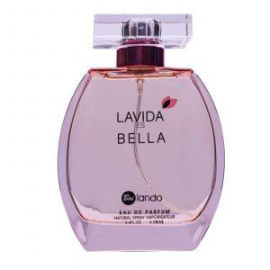 ادکلن زنانه بایلاندو مدل lavida es bella